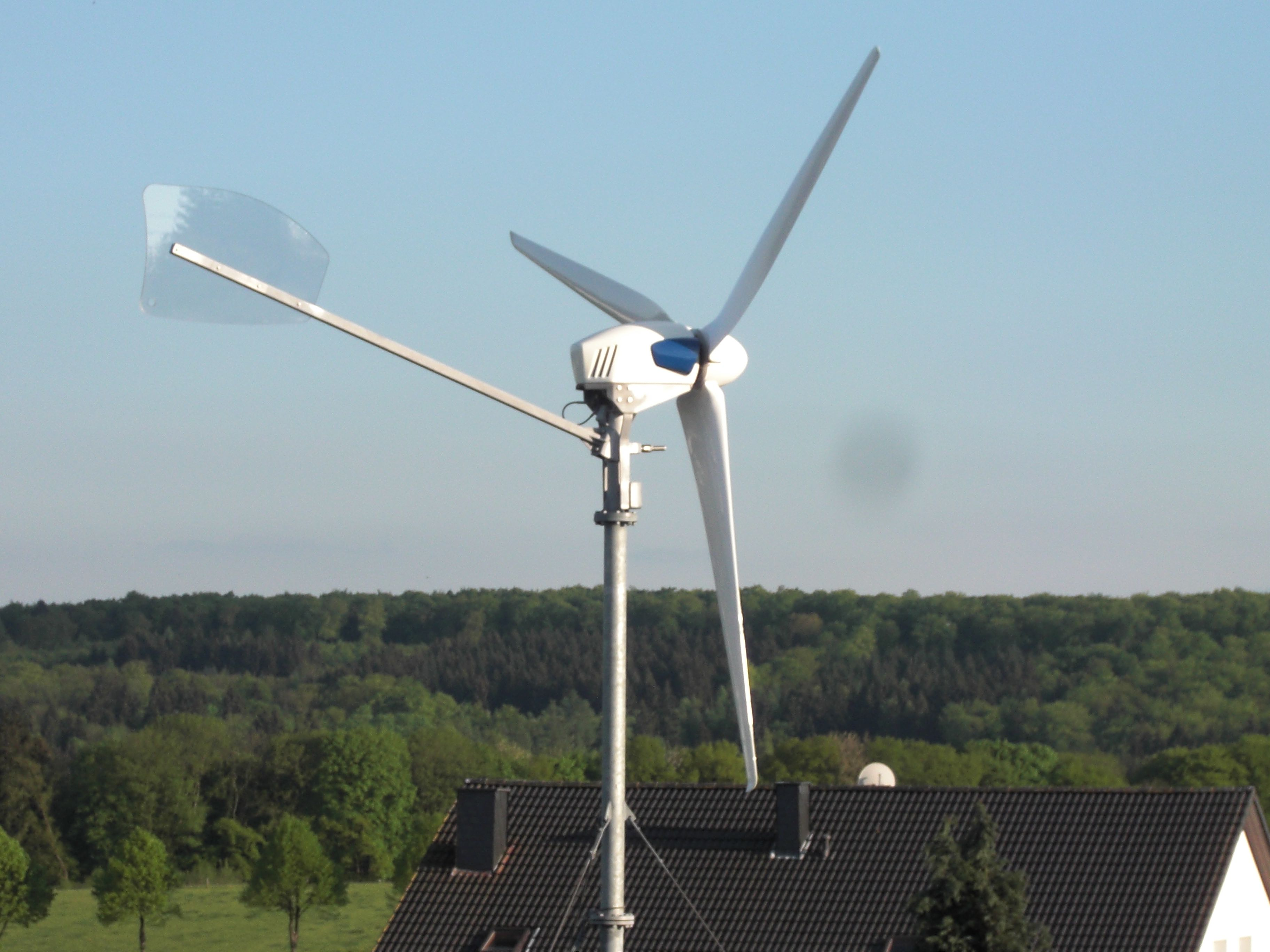 Kleinwindkraftanlage ANTARIS 5.5