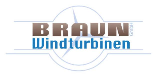 Braun Windturbinen