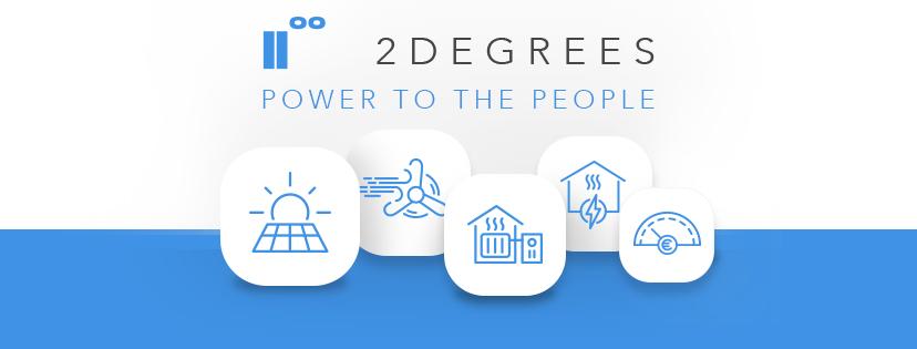 2Degrees.Energy Biogas, Ökostrom, Smart Meter gleich Smart Energy