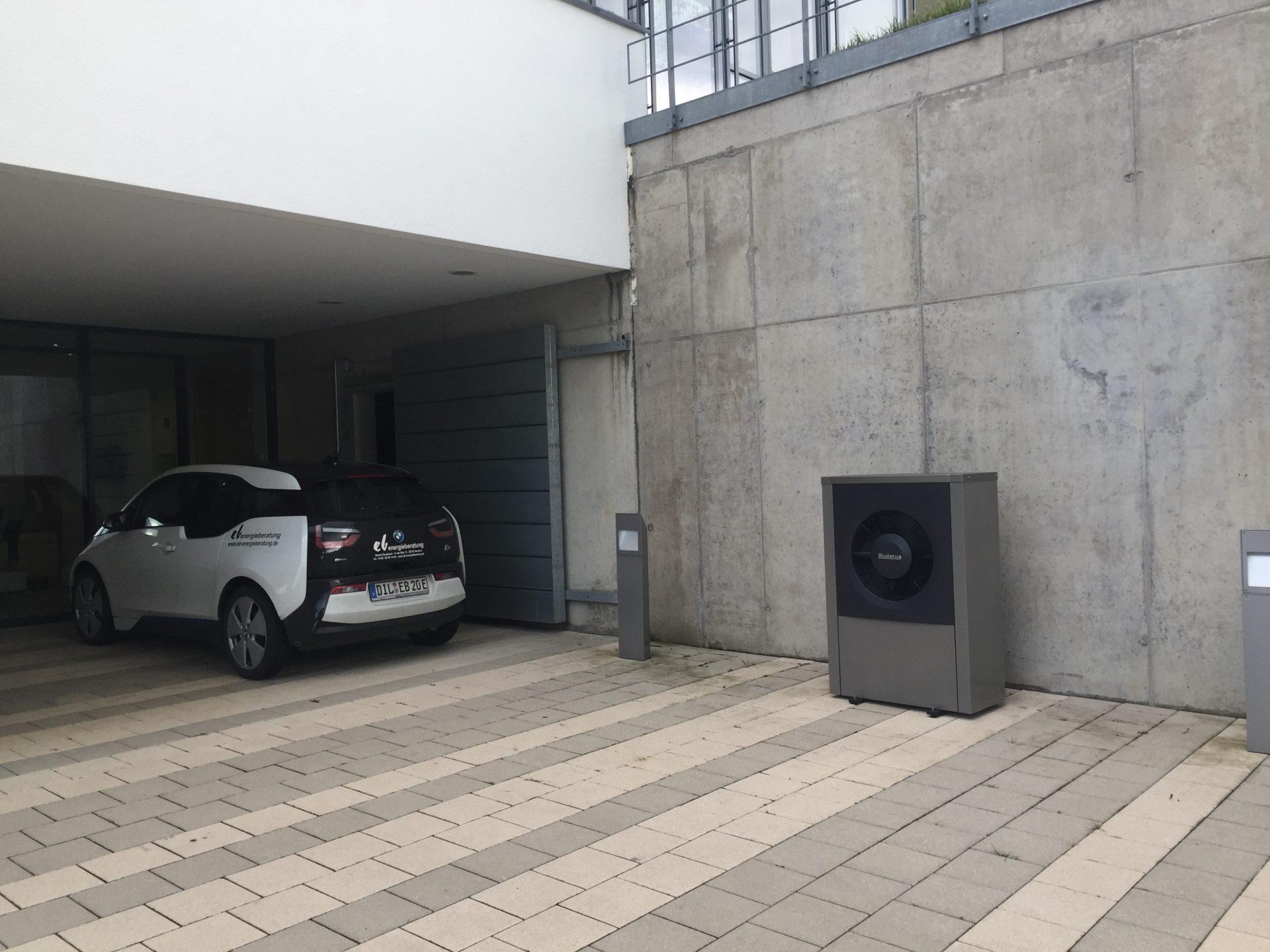Wärmepumpe und Elektroauto