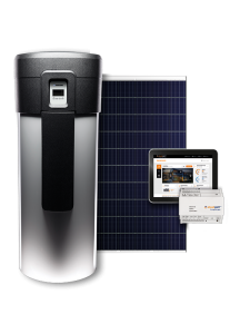 Solarwatt PV Komplettpaket_HEAT Glas-Glas Photovoltaikmodule, Wärmepumpe, Energiemanager
