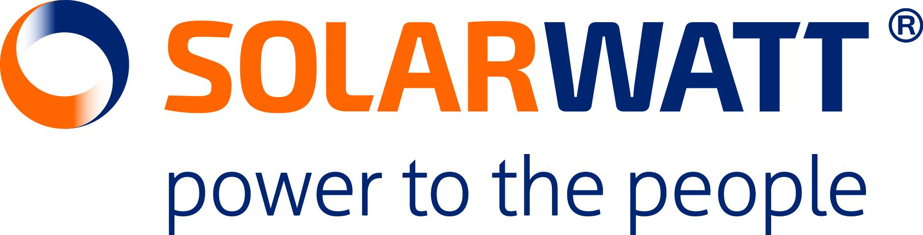 Brand Solarwatt PV Storage Energy Management