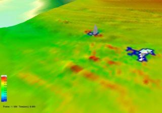 Geländeanalyse für Kleinwindkraft Potential